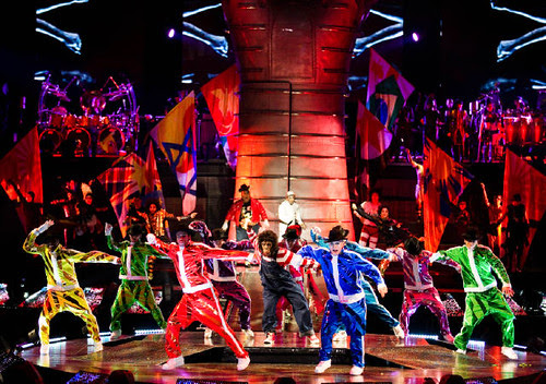 """El famoso circo prepara una gira mundial """"Michael Jackson The Immortal"""", para recordar al Rey del Pop"""