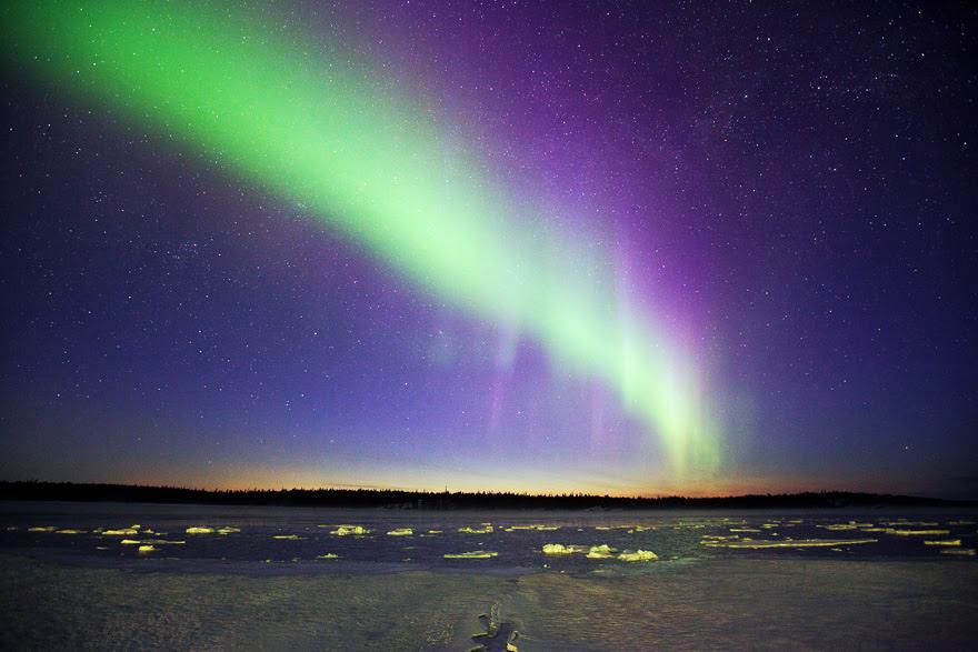 aurora-ray