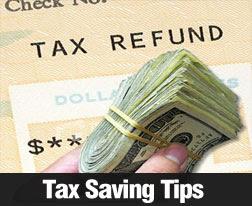 Tax Saving Tips For 2012 Tax Return