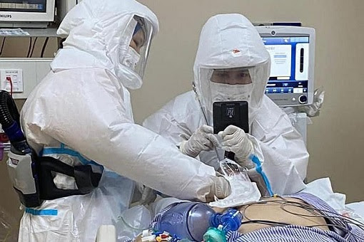 Coronavirus - Malaysia Covid-19 Cases - ICU