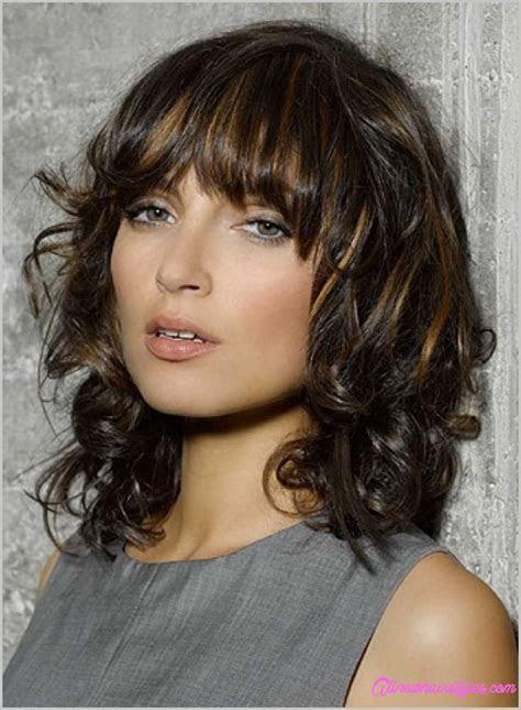 medium length trendy haircuts allnewhairstylescom