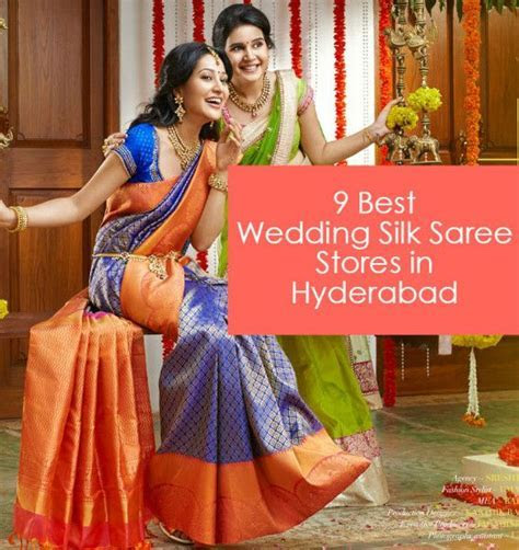 9 Best Kanjeevaram Silk Saree Stores in Hyderabad