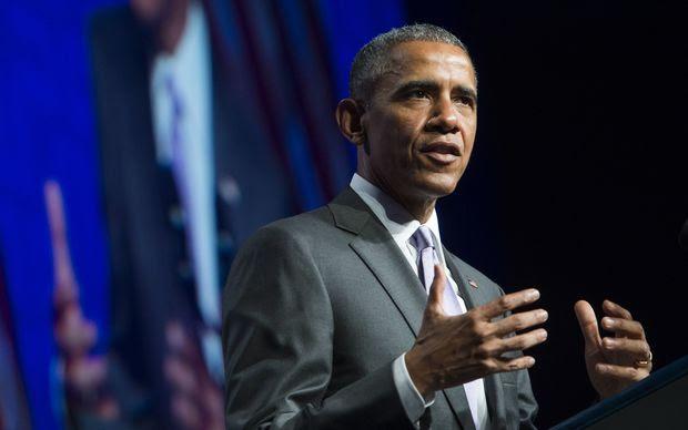 US President Barack Obama in Washington on 9 June 2015.