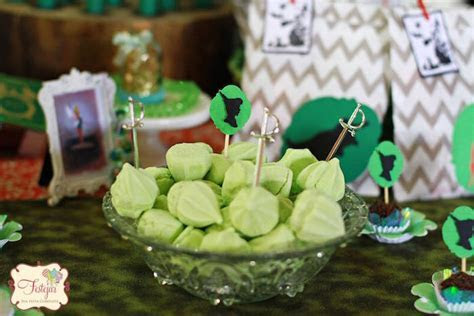 Kara's Party Ideas Peter Pan Themed Birthday Party via