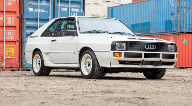 1985 Audi Sport Quattro S1 For Sale