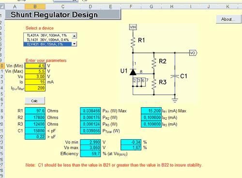 TL431-shunt-điều-thiết kế-excel
