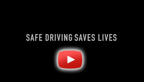 safe drivng saves lives
