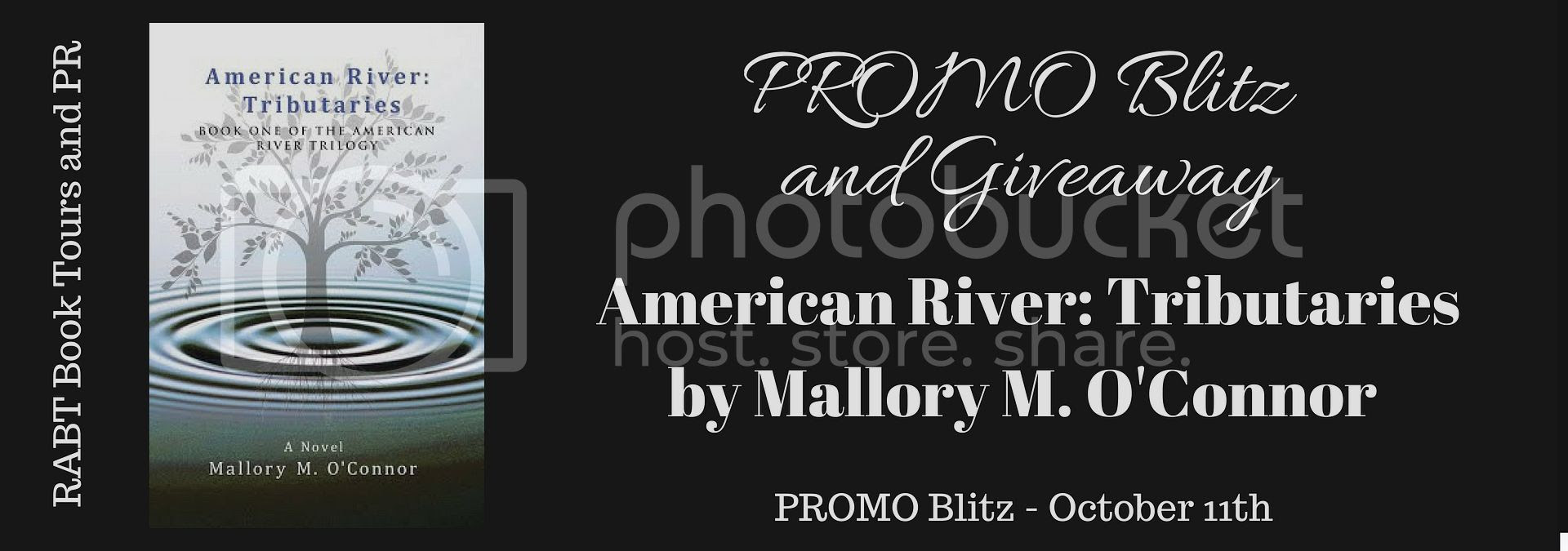 American River by Mallory M. O'Connor