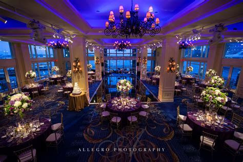 Boston Harbor Hotel Wedding   Allegro Photography