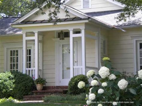 small porch roof flat roof porch addition reverse gable