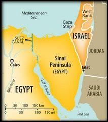 Jambo Africa: Egitto : uccisi 18 terroristi nel Sinai ...