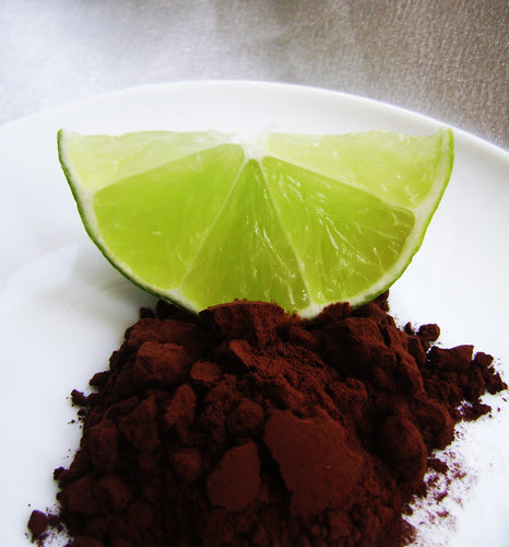 Lime+Cacao by Ayala Moriel