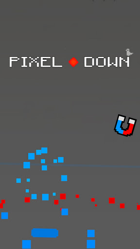 Screenshots of the Pixel down for Android tablet, phone.