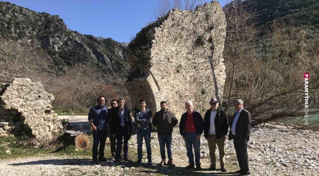 Θεσπρωτία: Προσπάθειες για την αναστύλωση του ιστορικού τοξωτού πολυκάμαρου γεφυριού της Γλυκής +Φωτογραφίες