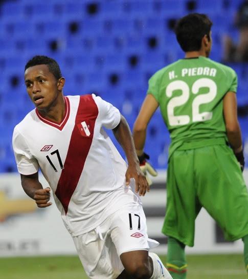 PERU 3 - ECUADOR 2