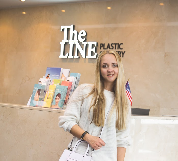 Aesthetic medicine: The Line Clinic - My Blonde Gal