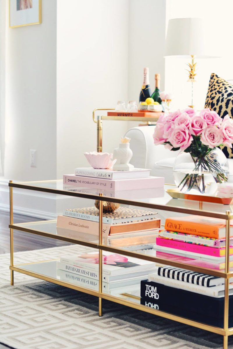 Coffee Table Talk - The Pink Dream