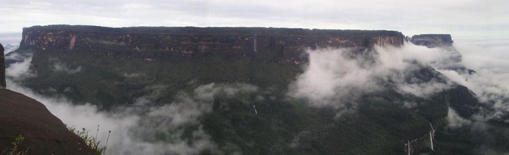 Mount Roraima Panorama Photo