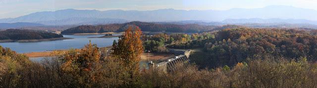 IMG_3072-3078_Douglas_Dam_Panorama