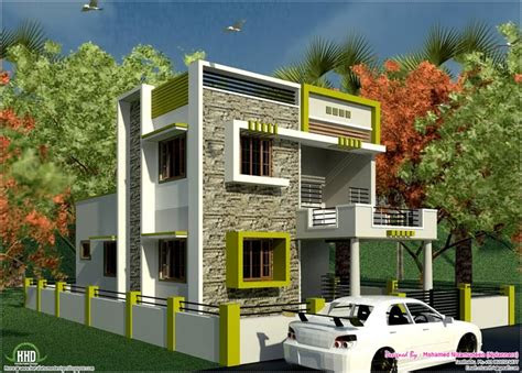 interior plan houses modern  sq feet house