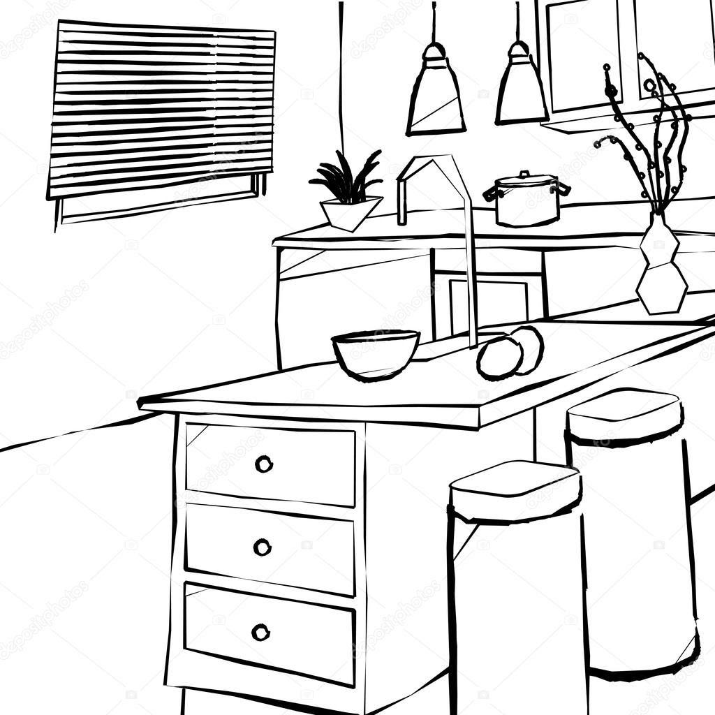 Filing Cabinet Drawing at GetDrawings   Free download