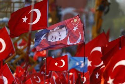 A New Purge Is Underway In Turkey