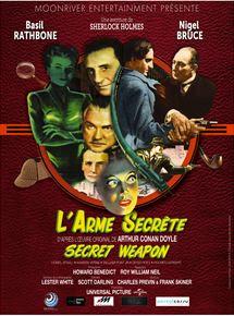 Bande-annonce Sherlock Holmes et l'arme secrète