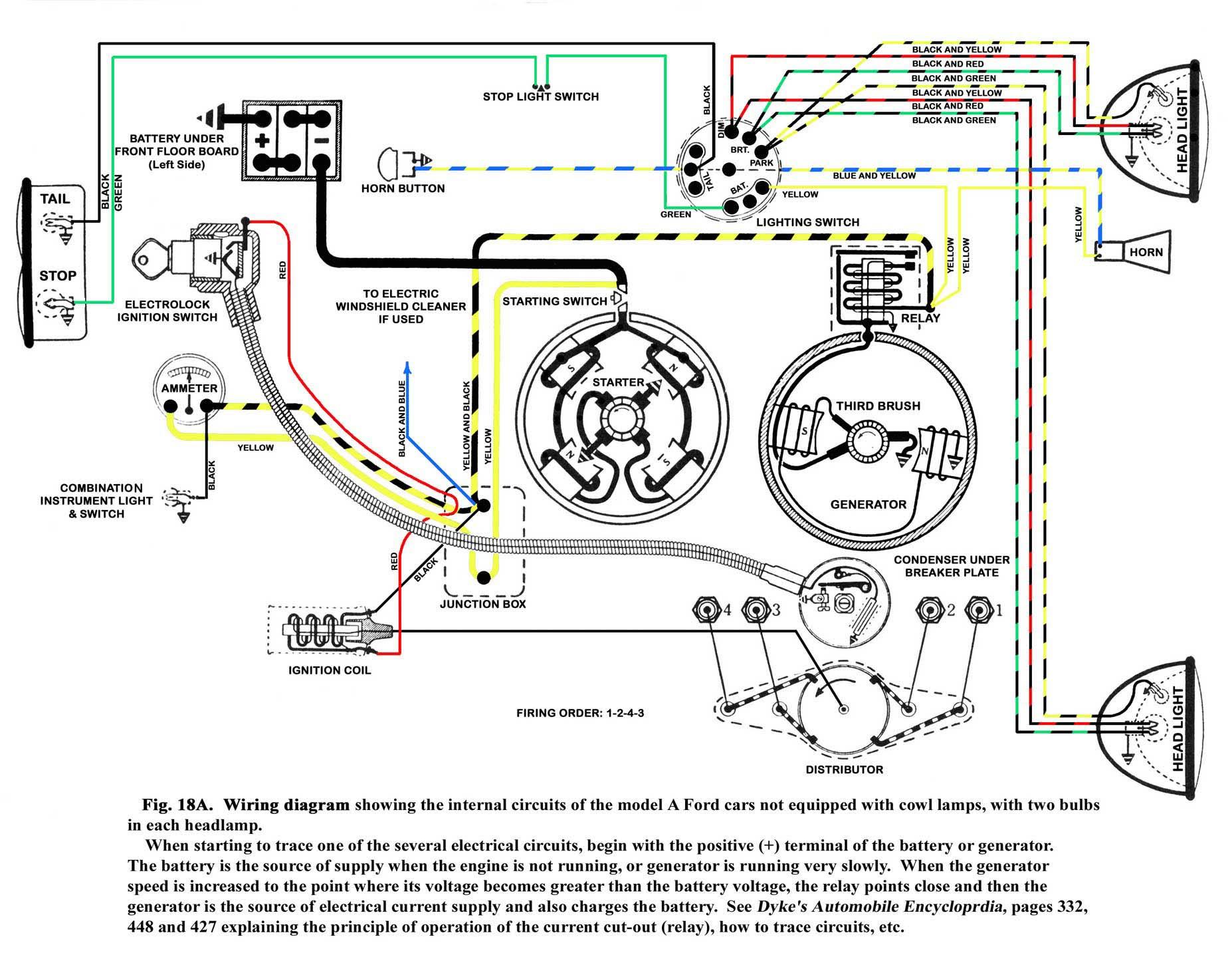 Diagram 12 Volt Wiring Diagram Model A Full Version Hd Quality Model A Diagramvn18 Japanfest It