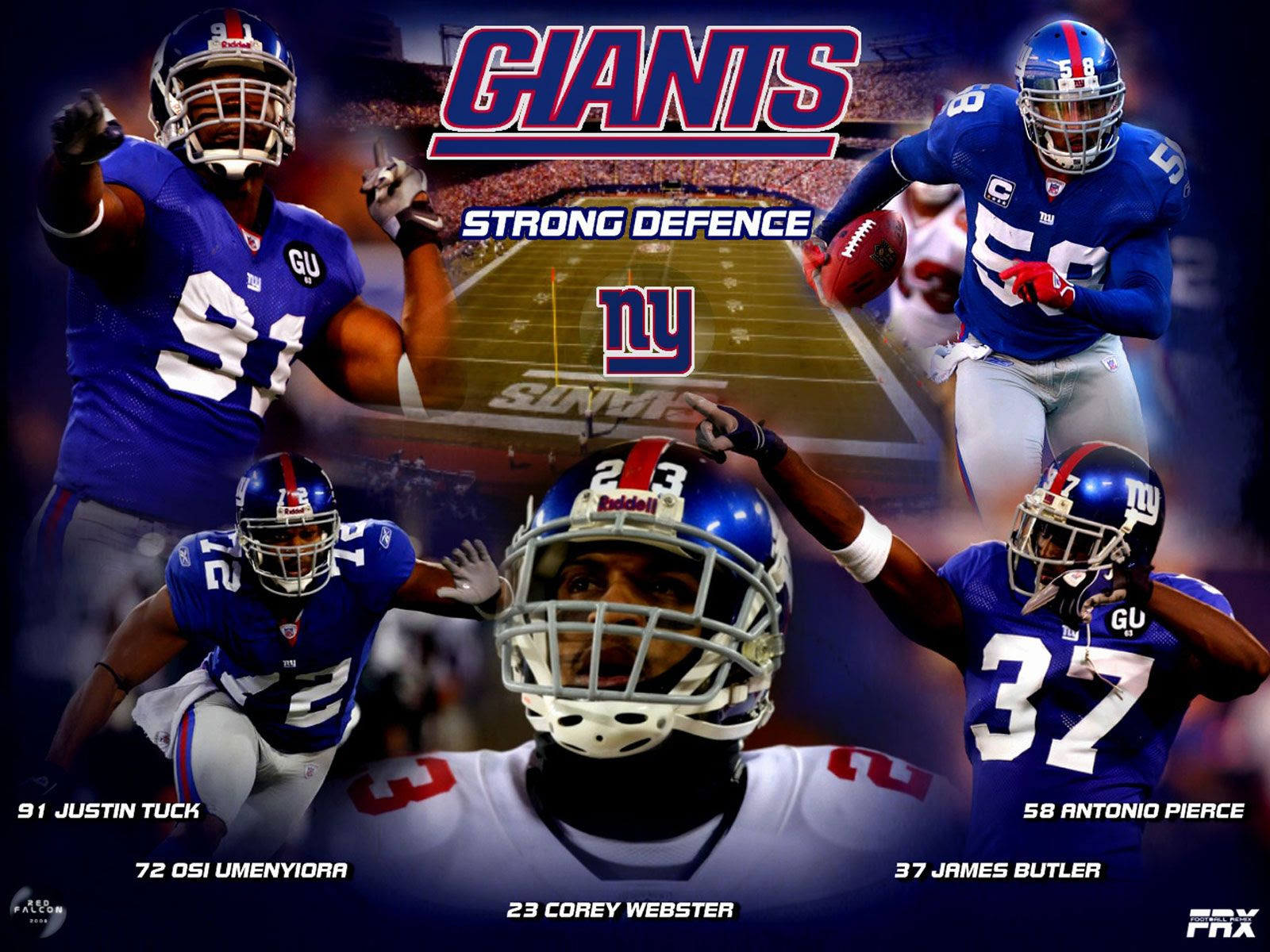 New York Giants Desktop Wallpaper Sf Wallpaper