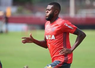 Marcelo Cirino Flamengo (Foto: Gilvan de Souza / Divulgação Flamengo)
