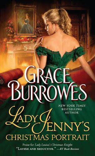 Lady Jenny's Christmas Portrait (Windham Sisters) by Grace Burrowes