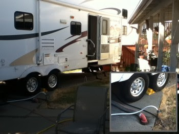 Install An Rv Dump On Your Home Septic System Rv Tip Of The Day