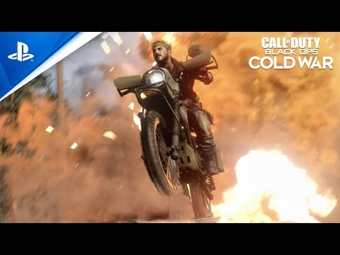 Call of Duty: Black Ops Cold War – Sony Advantage Trailer | PS4, PS5