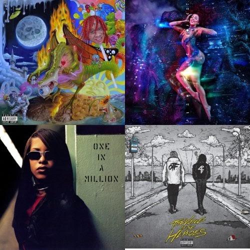 ALBUM SALES (week 34, 2021): Trippie Redd, Doja Cat, Aaliyah, Lil Baby, Lil Durk & more!
