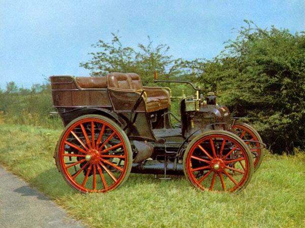 perierga.gr - Ρετρό αυτοκίνητα του παρελθόντος
