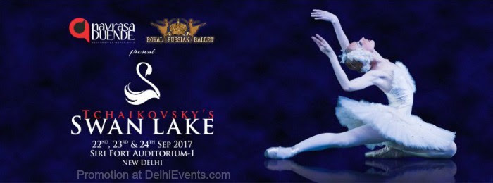 Tchaikovsky Swan Lake Sirifort Auditorium Creative