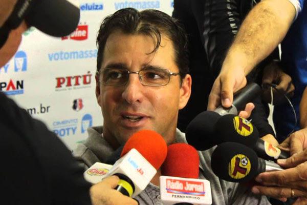 Marcelo Martellotte é o novo técnico do América
