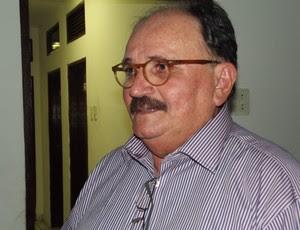 José Vanildo, presidente da FNF (Foto: Tiago Menezes)