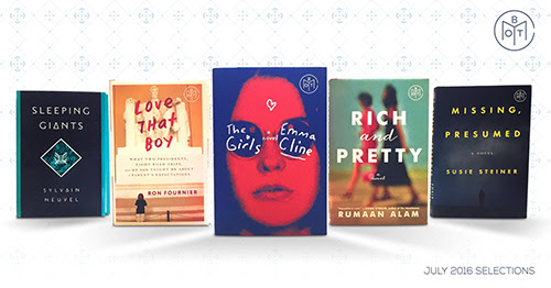 See All the July Book Selections at Book of the Month