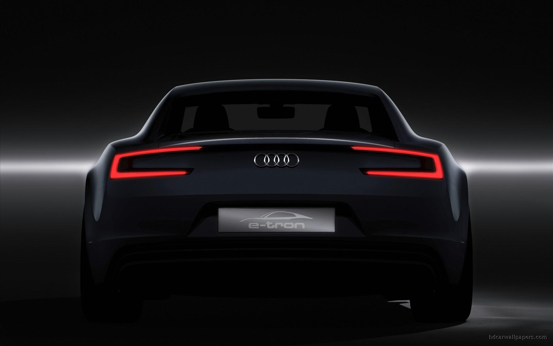 Audi e tron 9 Wallpa