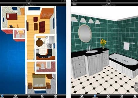 tablet apps   interior designer