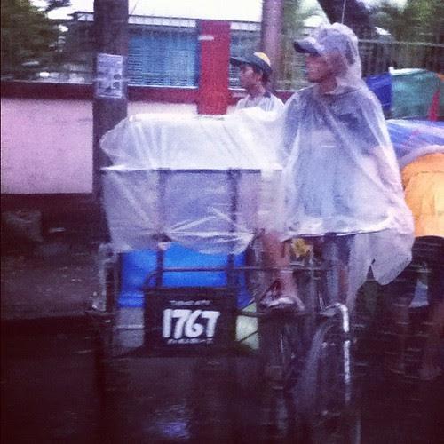 rain coat