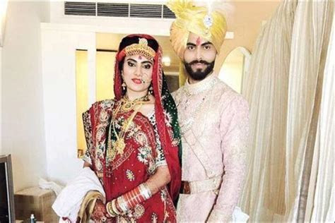 Ravindra Jadeja Marriage: Love At First Sight For The
