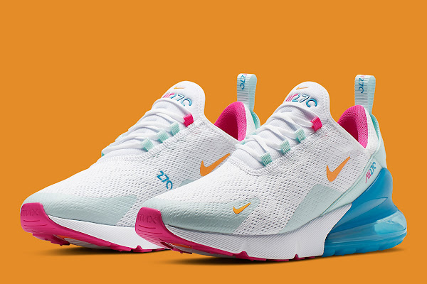 cheap for discount c656d f9255 Pastel And Easter Tones Appear On This Nike Air Max 270