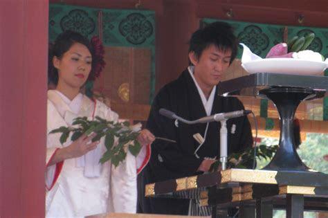 A Wedding at Tsurugaoka Hachiman gu, Kamakura   The Way Of