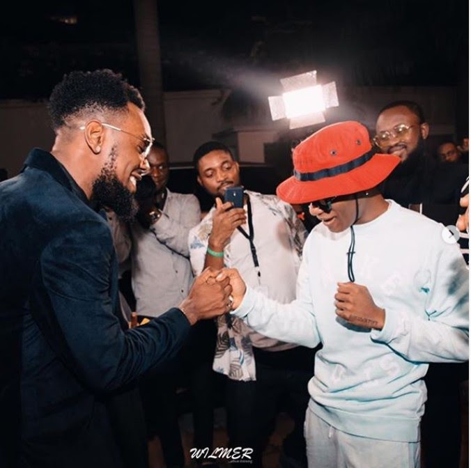 WILMOT PATORANKING WINS ANOTHER AWARD DAYS AFTER PARTY ALBUM