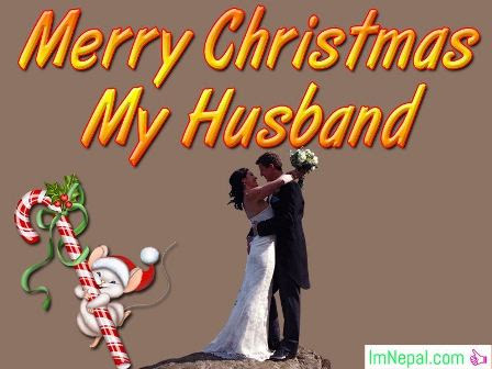 Christmas Wishes For Husband From Wife Romantic Messages Status