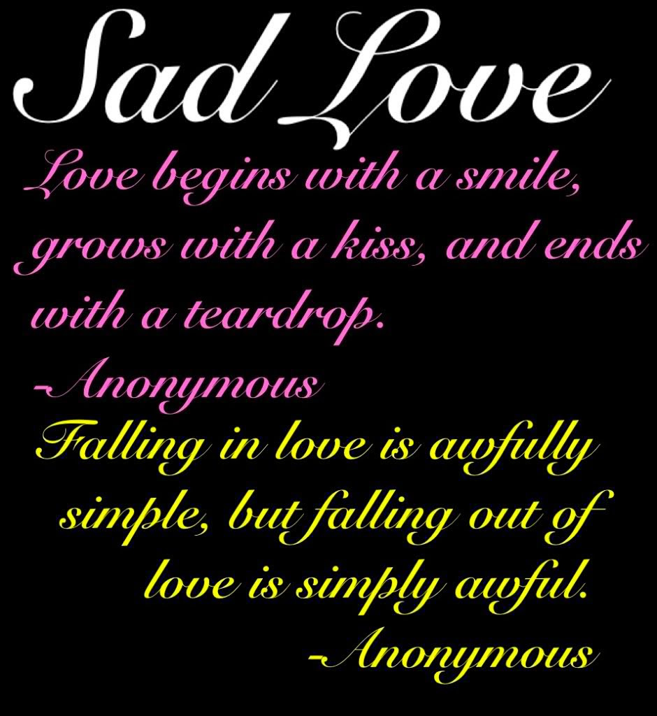 Sad Tagalog Poems About Love Best sad love quotes