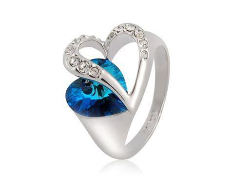 New Stylish Modern Rose Gold Rings 2014 For Women