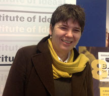 Claire Fox, directora del Inst. de las Ideas.